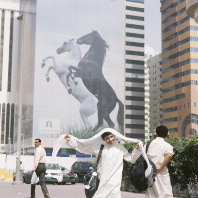 Am Etihad Square