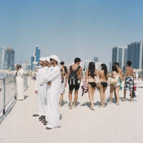 Strand an der Corniche