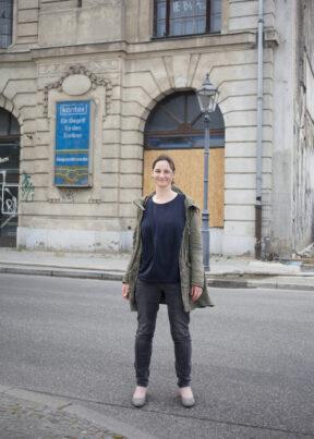 Sarah Oßwald, Leerstandsanzeiger. For Greenpeace Magazine
