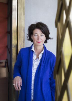 Patrizia Nanz, Director of IASS. For Greenpeace Magazine