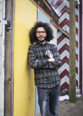 Ramy Al-Asheq, Publisher. For Greenpeace Magazine
