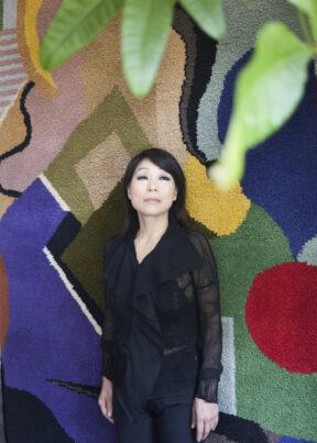 Unsuk Chin, Composer, Berlin, For LeMonde