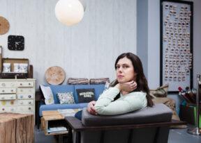 """Claudia Helmig, Unternehmerin, Berlin . For """"Brigitte"""""""