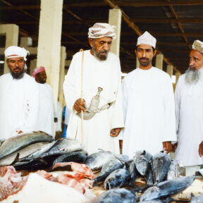 Oman, Markt, Januar 2007#Oman, Market, January 2007