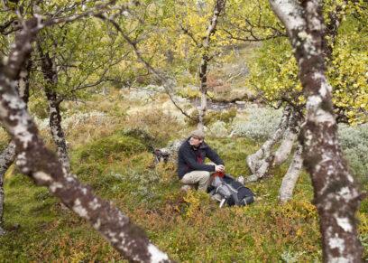 Pilgerwanderung OlavsvegenNorwegenDovrefjellSebastian Kretz