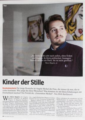 Spiegel, 2014