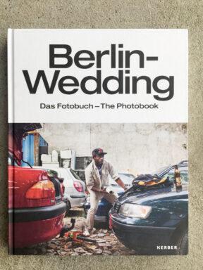 "Buchcover ""Berlin Wedding"", 2017"