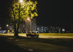 Hoyerswerda20 Jahre nach den AnschlägenDoktor Wilhelm Kurz Strasse