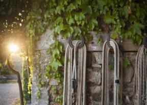 ItalienToskanaReittour durch die MaremmaBei Cornaccino, Stall