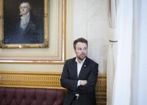 Torborg Roe IsaksenIm norwegischen ParlamentOsloNorwegen