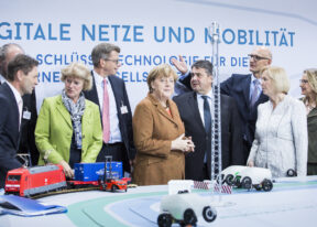Nationaler IT-Gipfel 2015