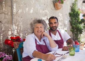 """MarzamemiRestaurant """"La Marinella""""SizilienSüdküste"""